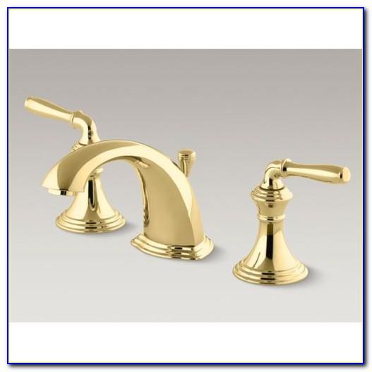 Devonshire Widespread Lavatory Faucet