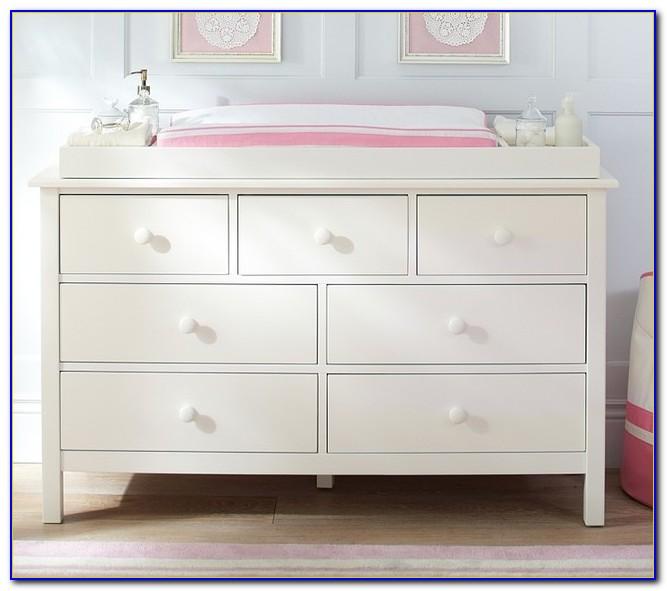 Diy Changing Table Topper For Dresser