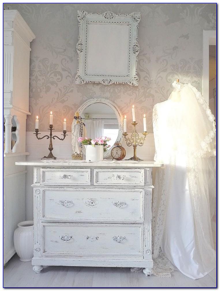 Diy Shabby Chic White Dresser