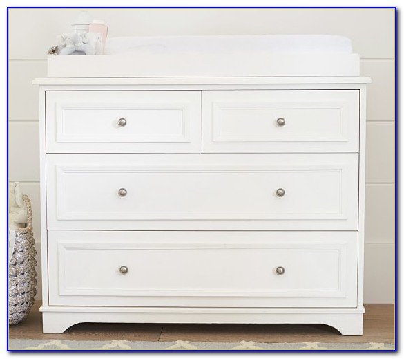 Dresser Changing Table Topper