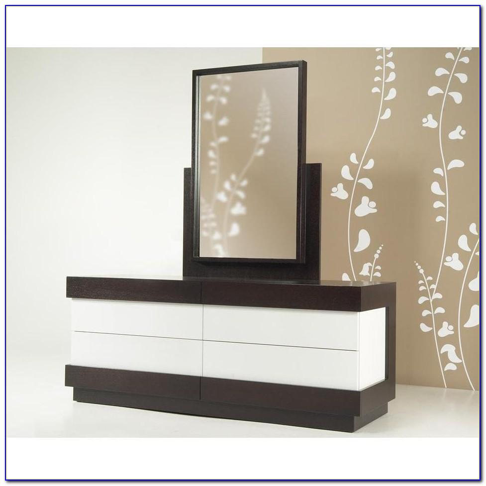 Dresser Decoration Bedroom