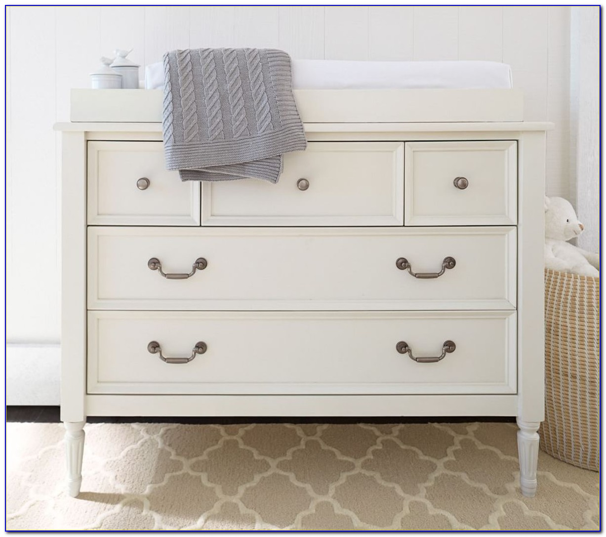Dresser Top Changing Table