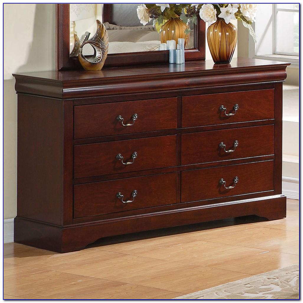 Dresser With Deep Drawers