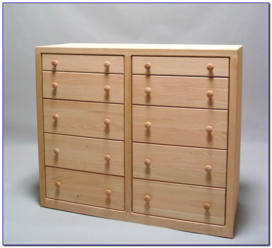 Dresser With Extra Deep Drawers