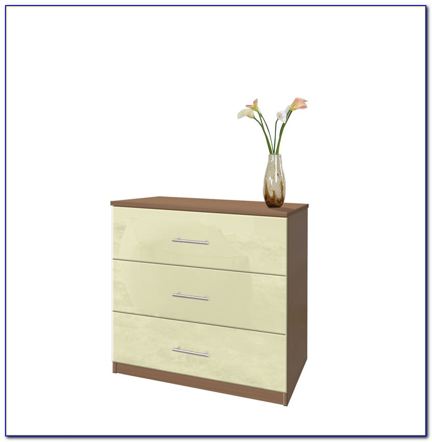 Dresser With Small Drawers On Top
