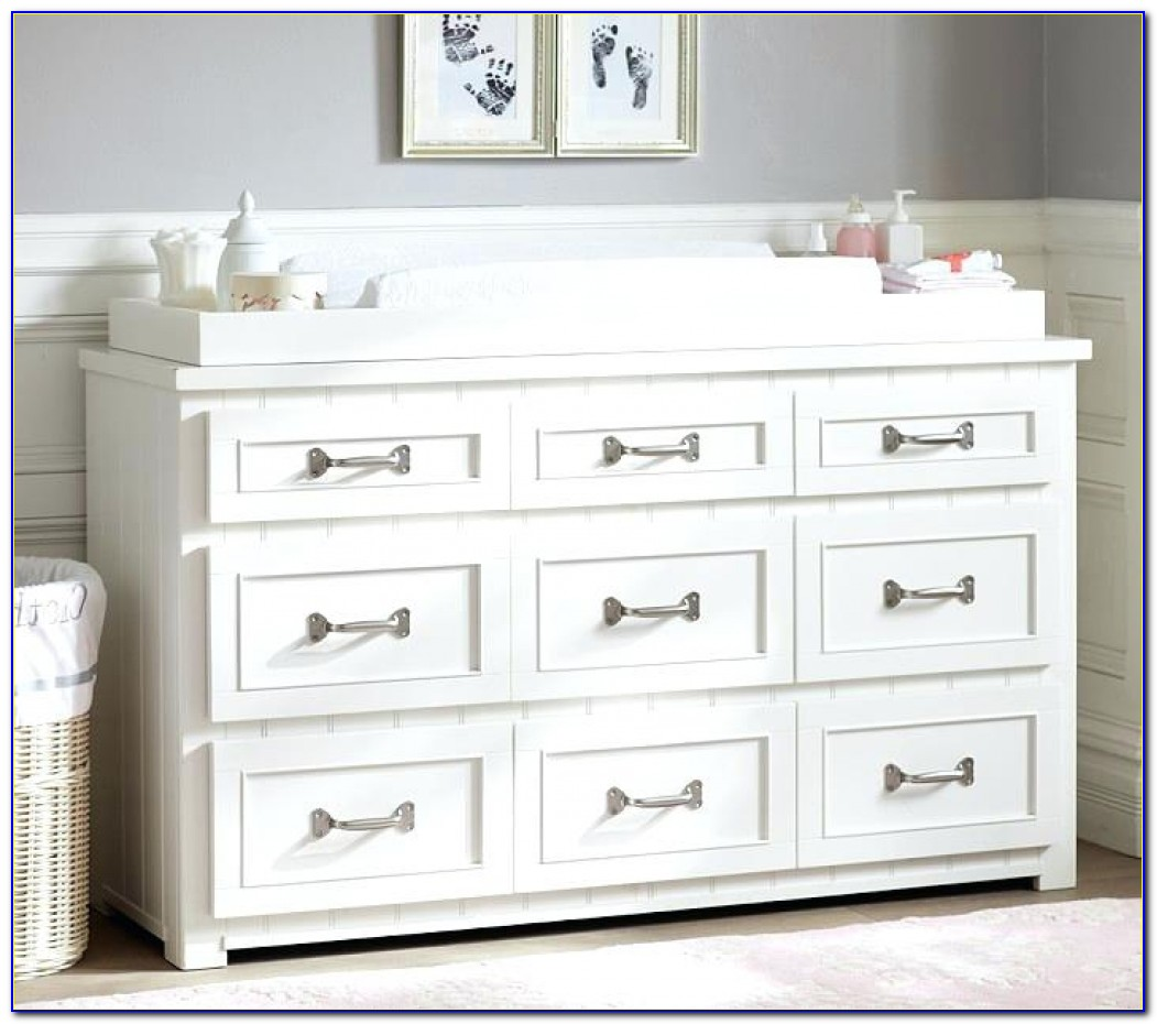 Dresser Changing Table Topper – Thelt.co Regarding Removable Changing Table Top