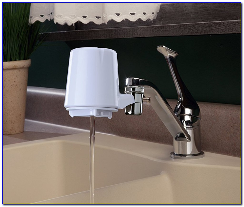 Drinking Water Filtration Faucet