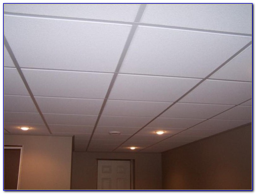 Drop Ceiling Alternatives For Basement