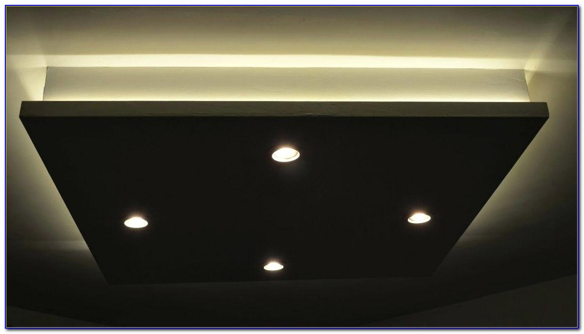 Drop Down Ceiling Can Lights