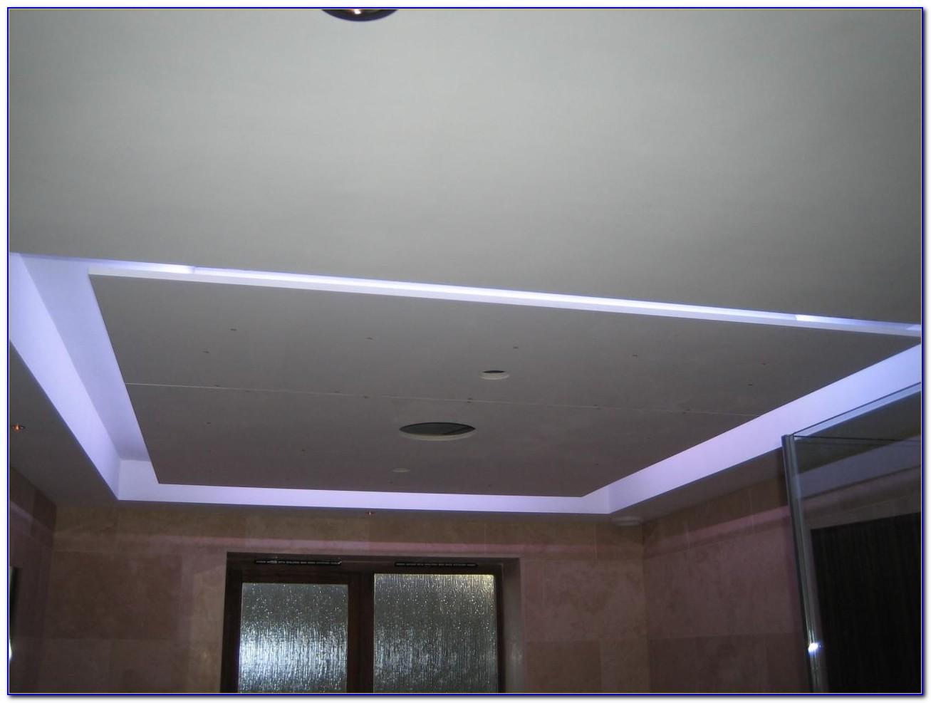Drop Down Ceiling Lighting