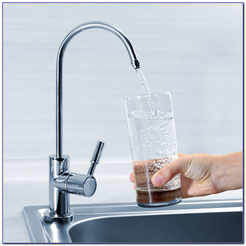 Dupont Faucet Mount Drinking Water Filter