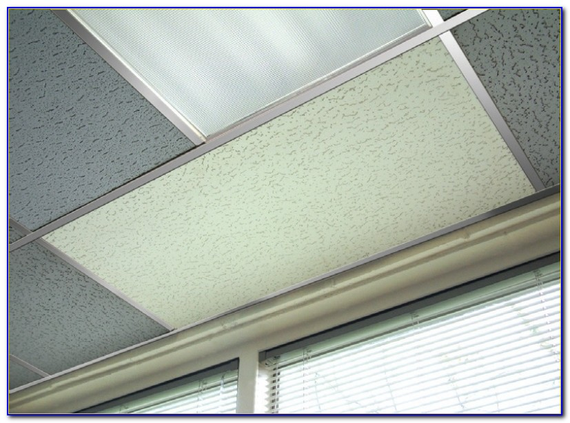 Electric Radiant Ceiling Panels