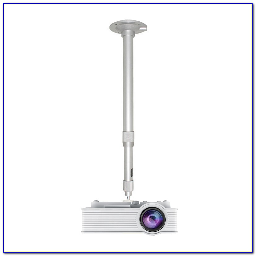 Electric Telescopic Projector Ceiling Mount