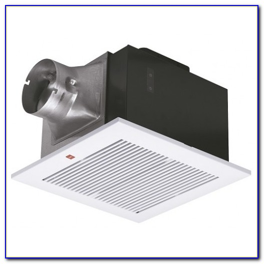Exhaust Fan Ceiling Mounted Sirroco 24chf