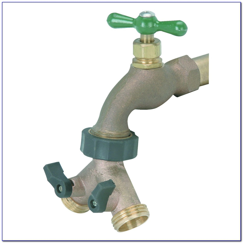 Faucet Attachment For Garden Hose