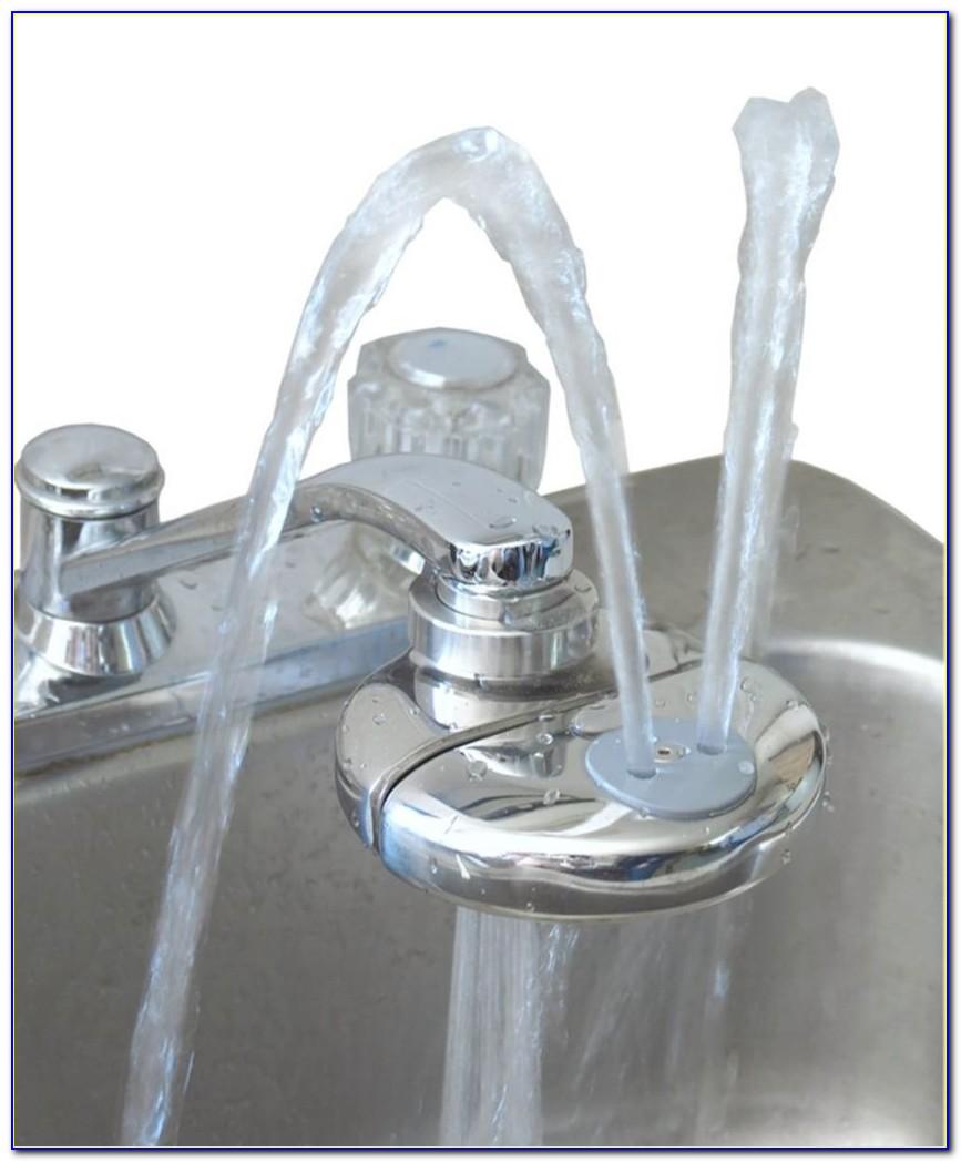 Faucet Mount Eyewash Station