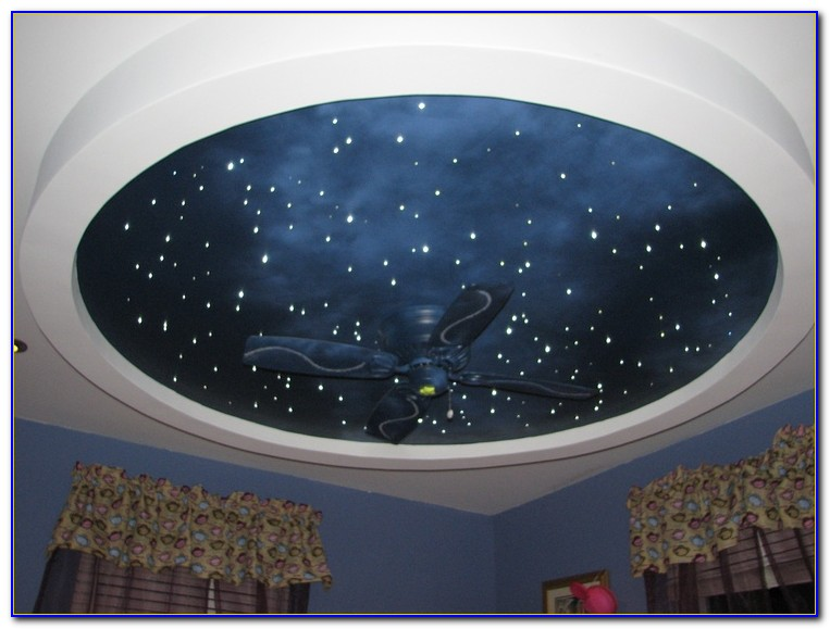 Fiber Optic Lighting Star Ceiling Kit