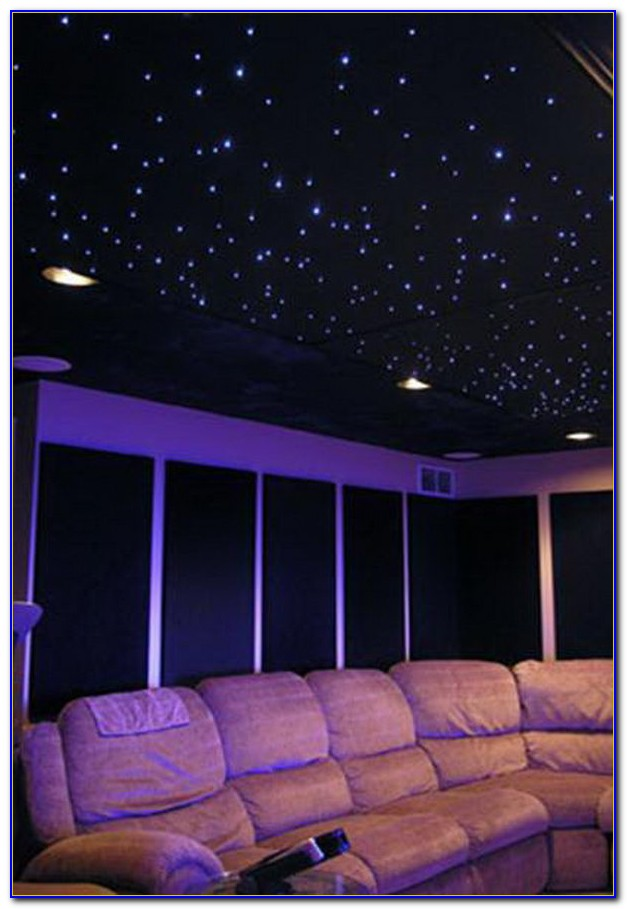 Fiber Optic Star Ceiling Kit India