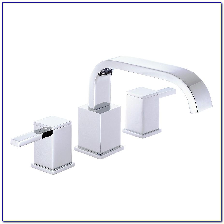 Floor Mount Bathroom Faucet