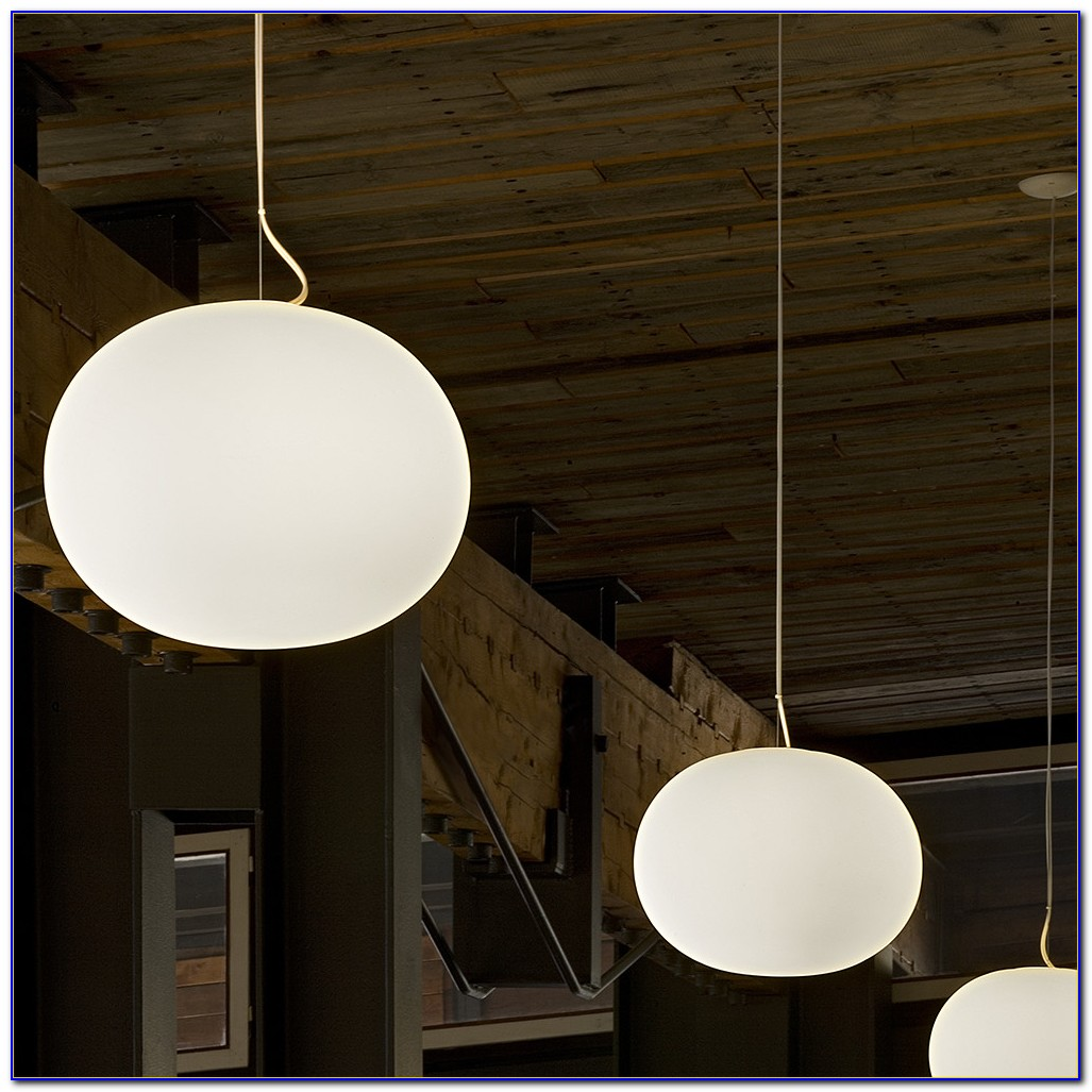 Flos Glo Ball Ceiling Light