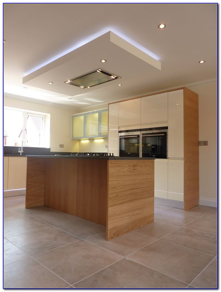 Flush Ceiling Kitchen Extractor Fans