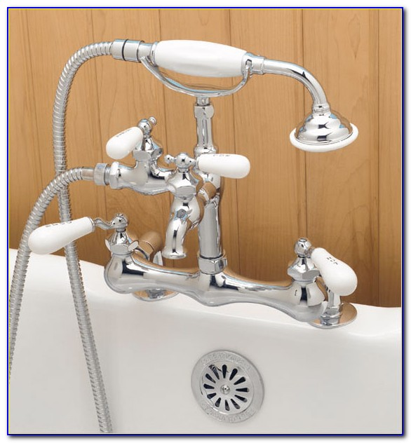 Freestanding Faucet For Clawfoot Tub