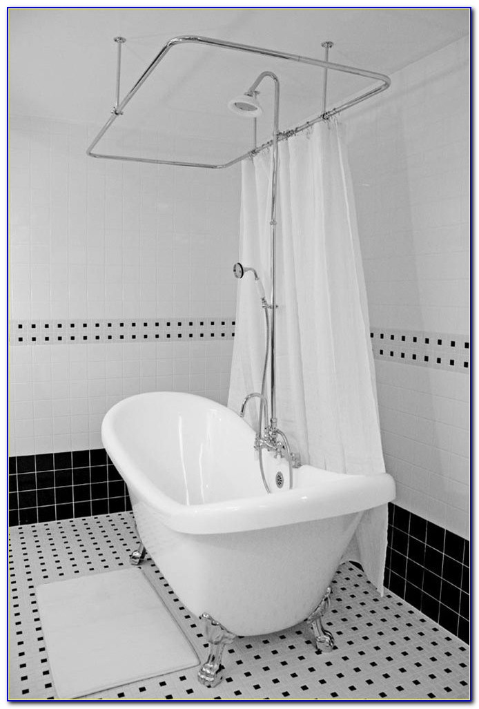 Freestanding Faucets For Clawfoot Tubs