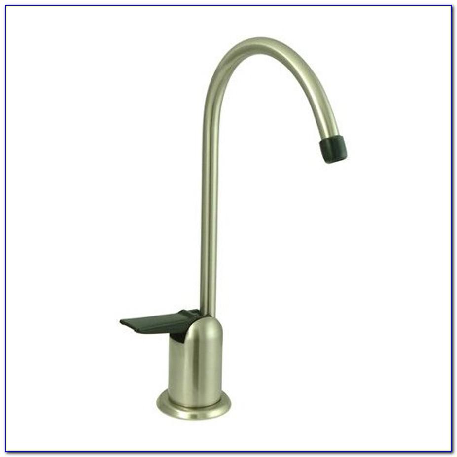 Ge Water Filter Faucet Brushed Nickel