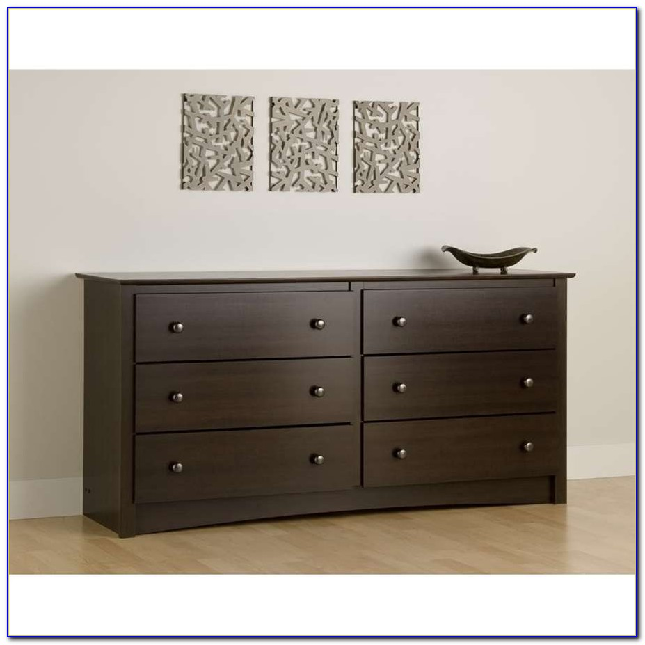 Graco Espresso 6 Drawer Dresser