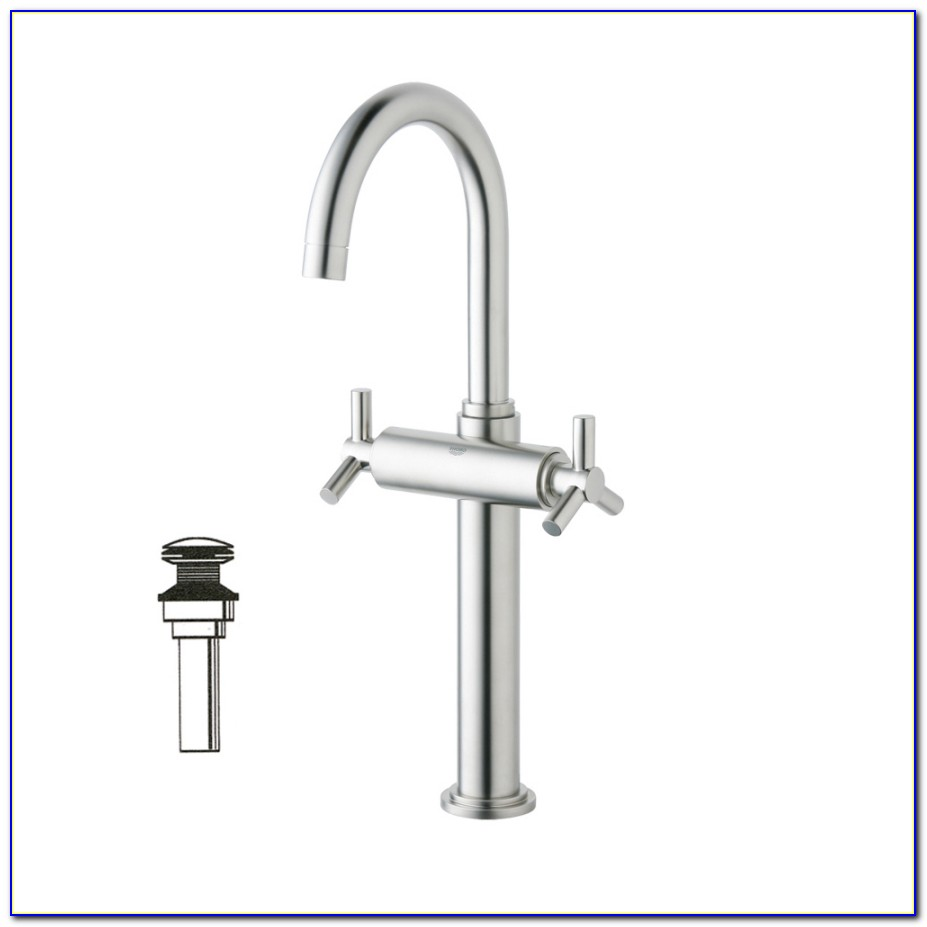 Grohe Eurosmart New Single Hole Single Handle Bathroom Faucet In Starlight Chrome