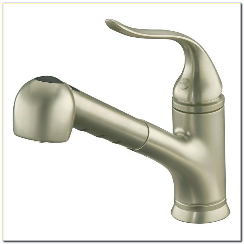 Grohe Kitchen Faucet Brushed Nickel