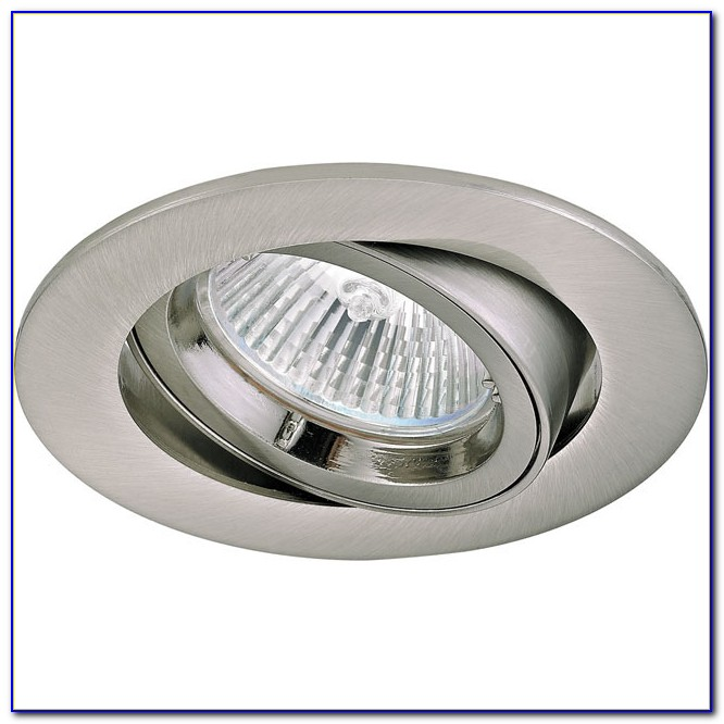 Halogen Recessed Ceiling Light Fittings