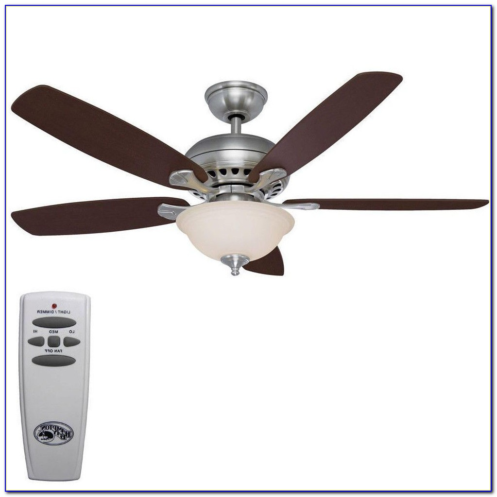 Hampton Bay Ceiling Fan Remote Control App