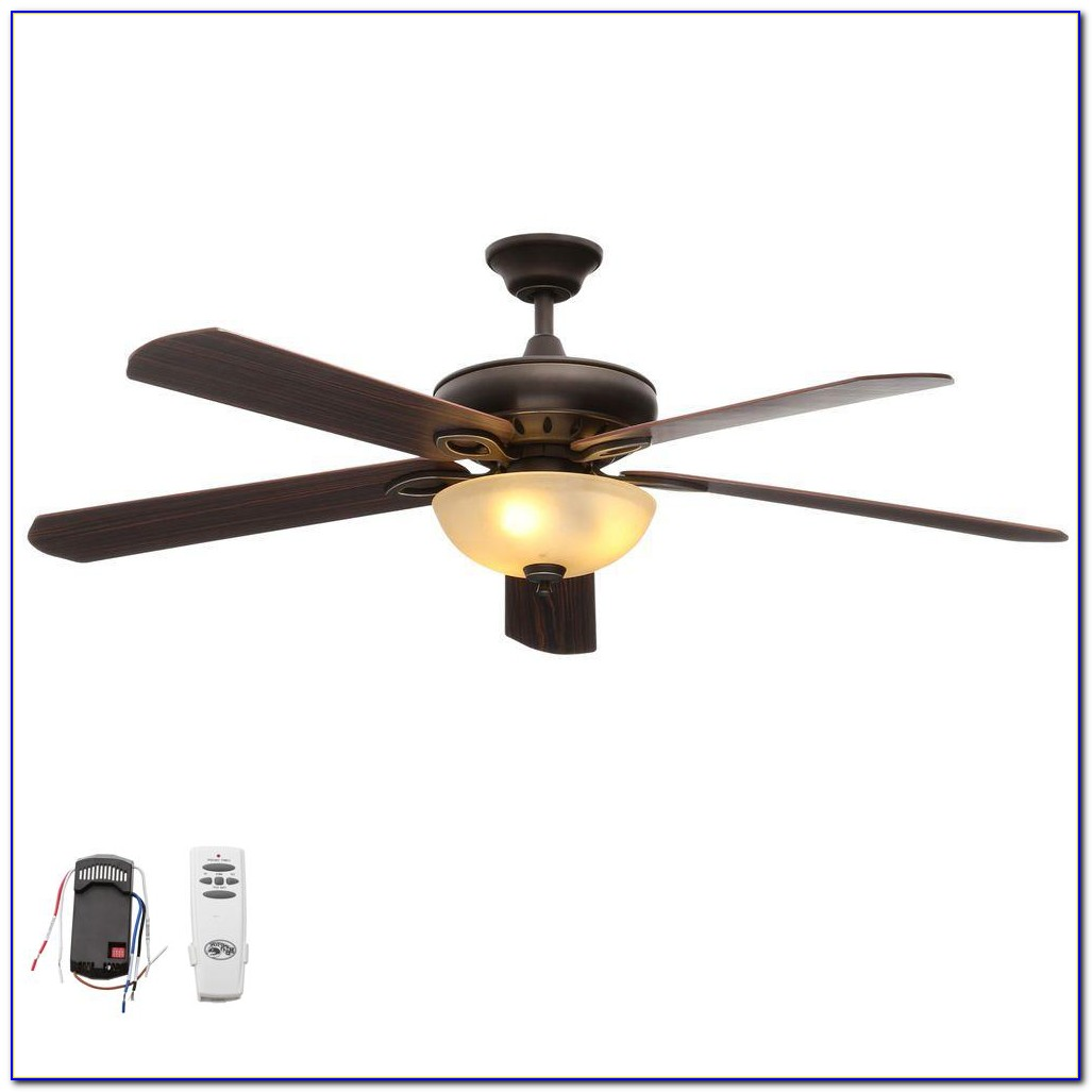 Hampton Bay Ceiling Fan Remote Control Programming