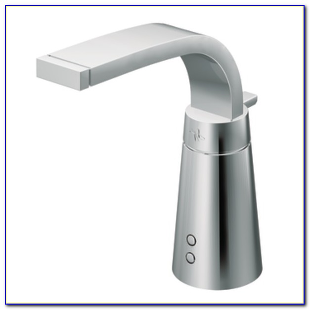 Hands Free Bathroom Faucets