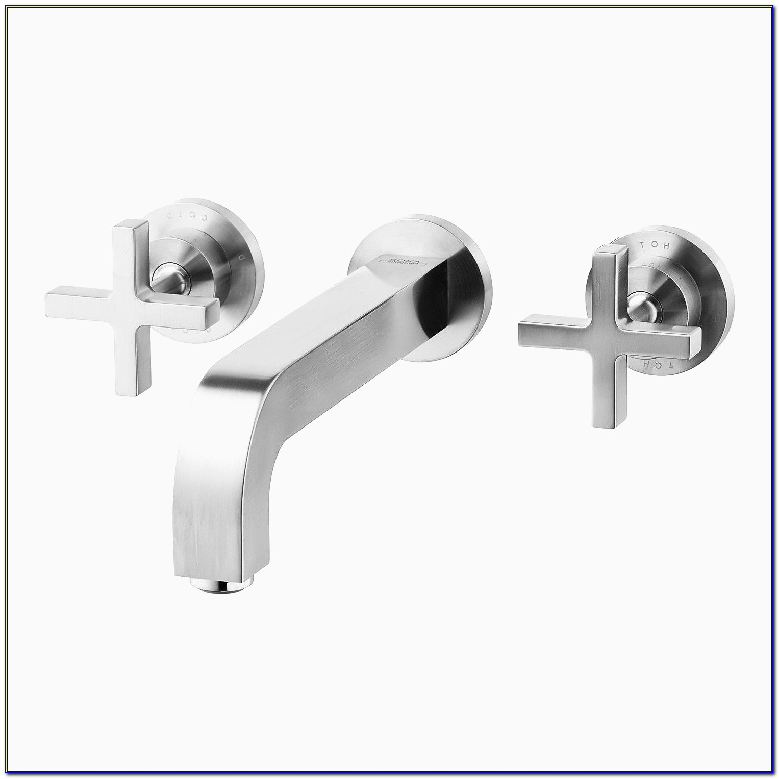Wall Mounted Bathroom Faucets Unique Hansgrohe Chrome Axor Citterio Bathroom Faucet Wall Mount