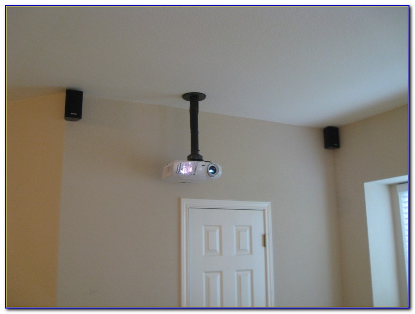 How To Install Benq Projector Ceiling Mount