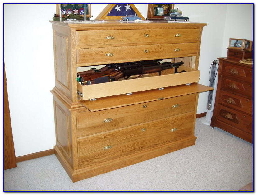 Ikea Dresser With Hidden Drawer