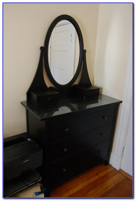 Ikea Hemnes Dresser And Mirror