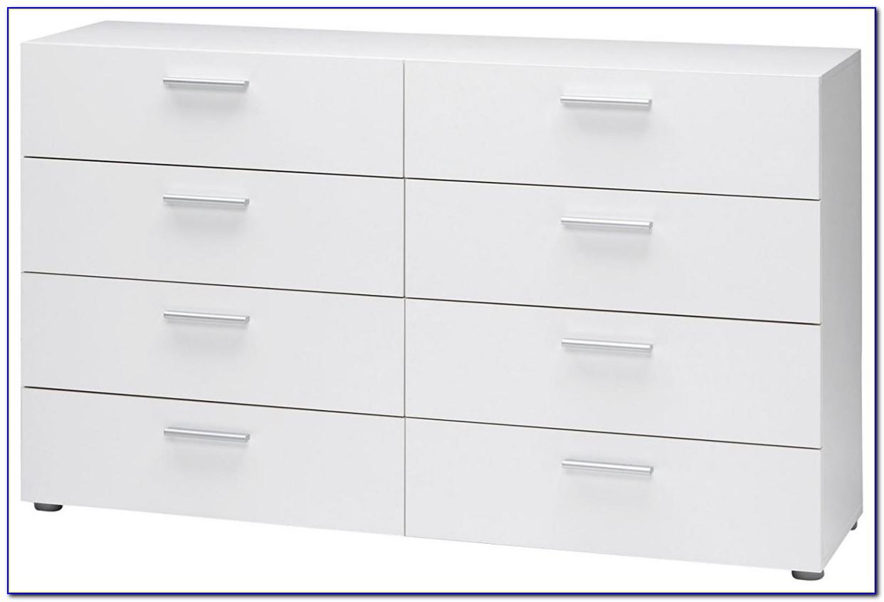 Ikea White 9 Drawer Dresser