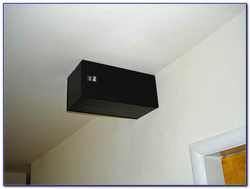 In Ceiling Speaker Back Boxes
