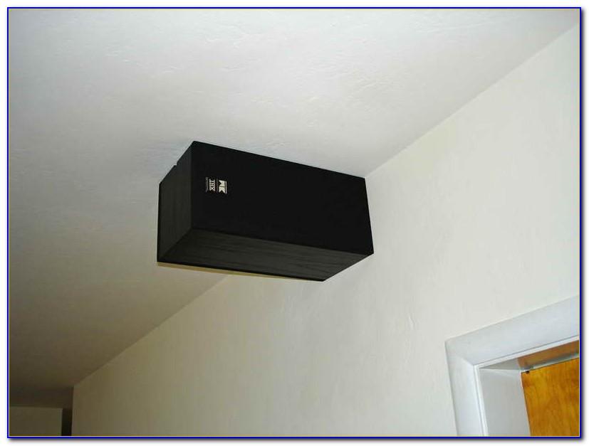 In Ceiling Speaker Back Boxes