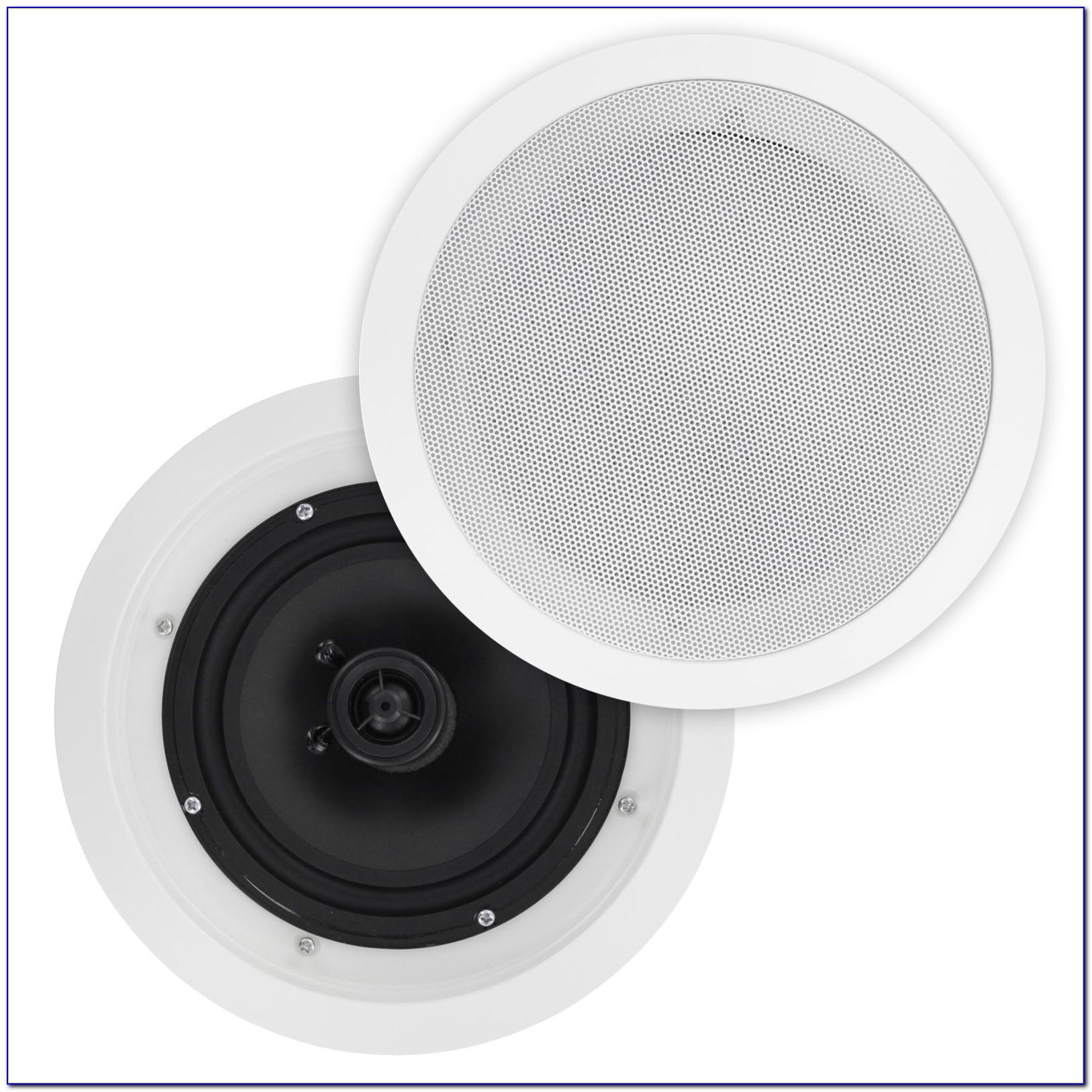 In Ceiling Speaker Box Design