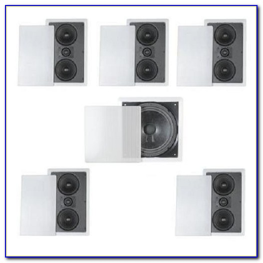 In Ceiling Speakers Home Theater