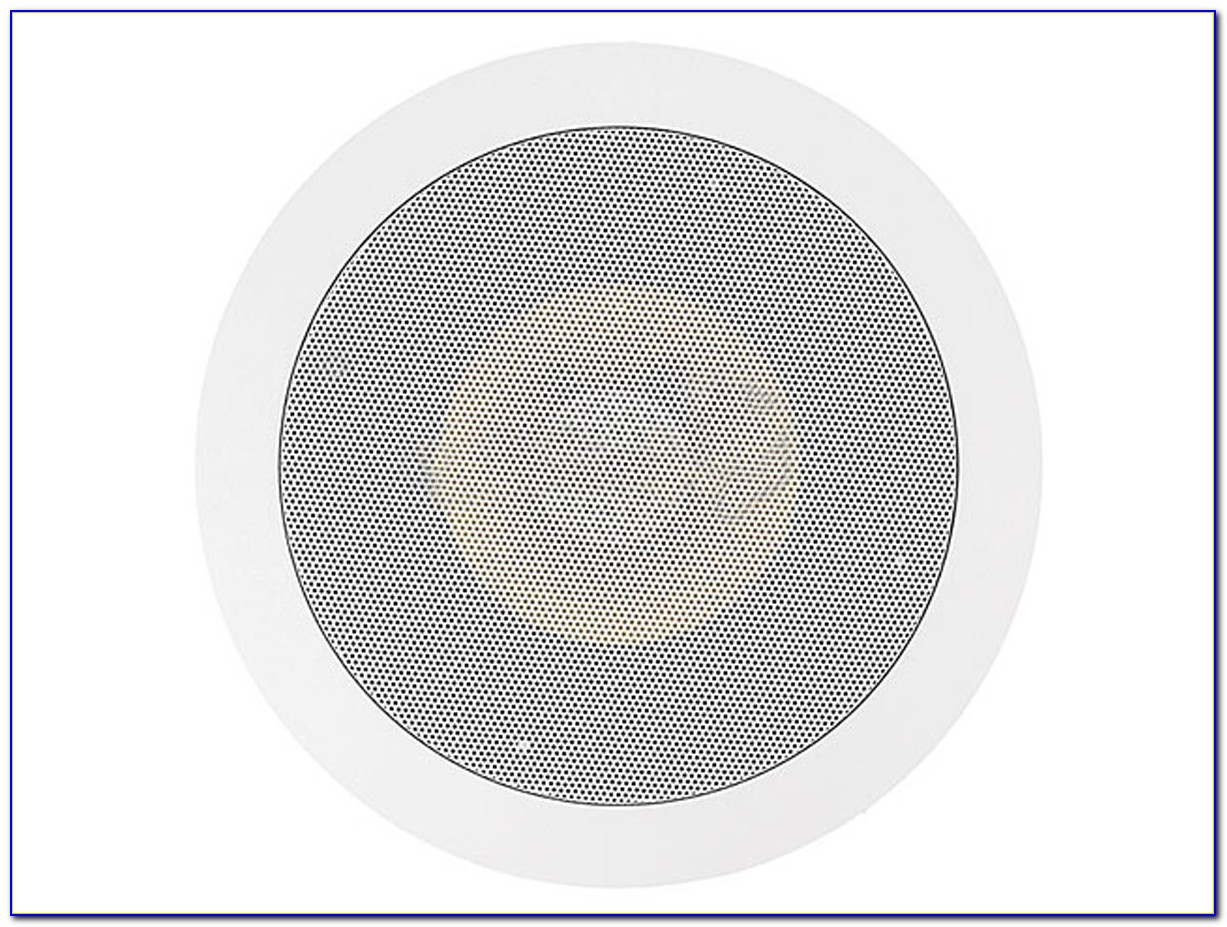 Installing Ceiling Speakers Home Theater