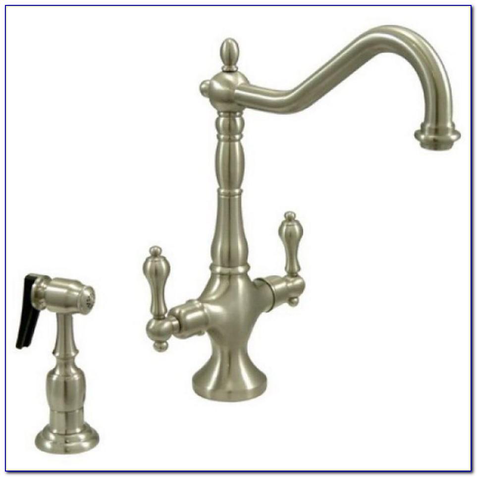 Kingston Brass Bathroom Faucet Installation Instructions