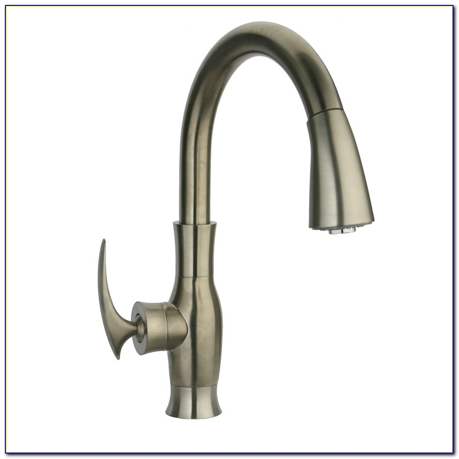 Kitchen Faucet Brushed Nickel Or Chrome