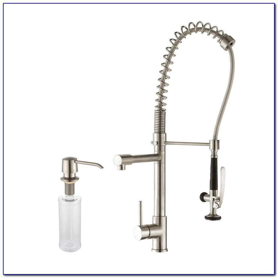 Kitchen Faucet Pre Rinse
