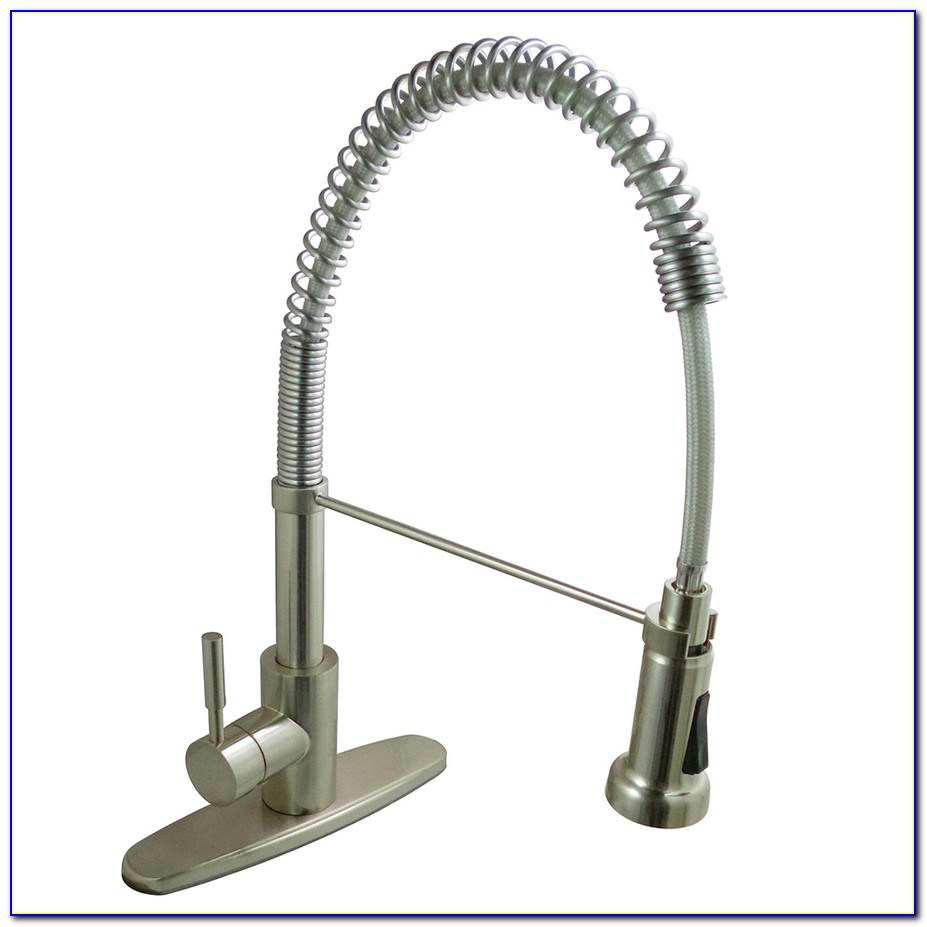 Kitchen Faucet Pull Down Bronze