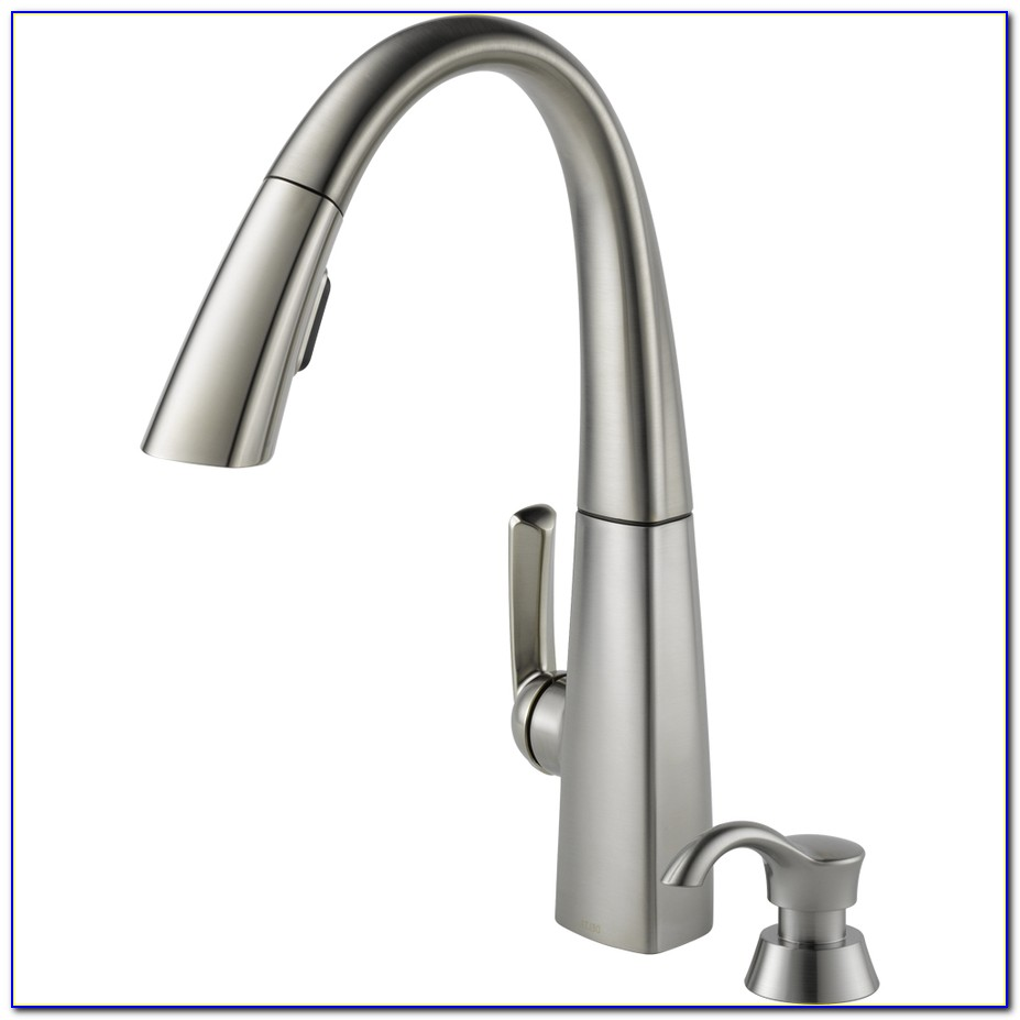 Kitchen Faucets Pull Down Spray